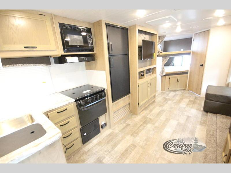Winnebago Micro Minnie interior