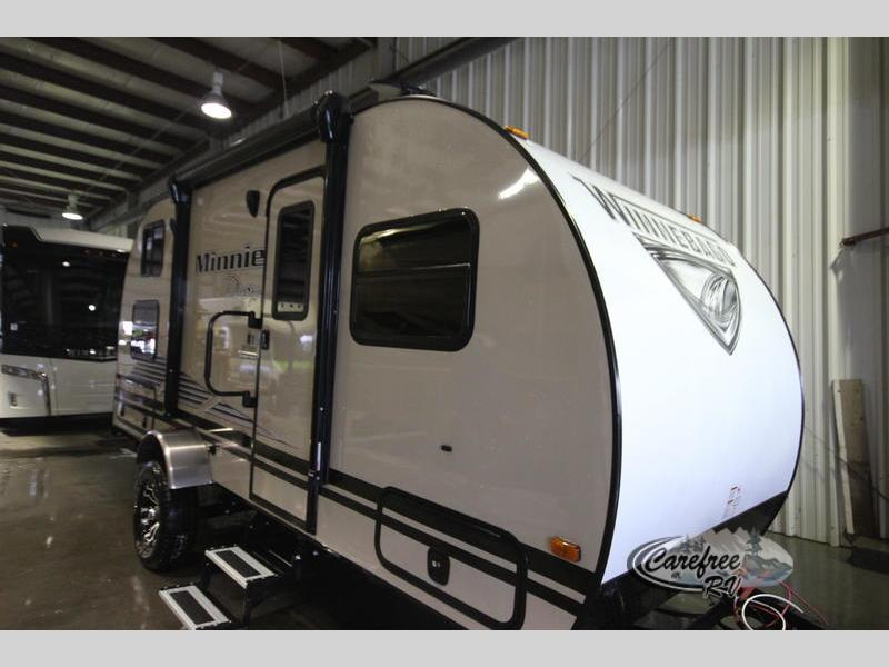 Winnebago Teardrop trailer
