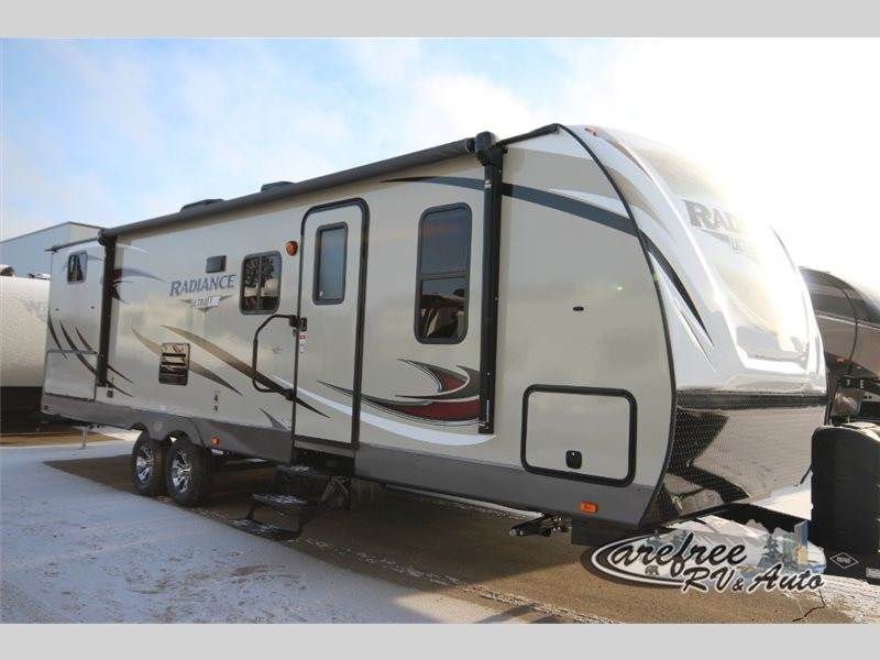 Cruiser Radiance Ultra-Lite Travel Trailer