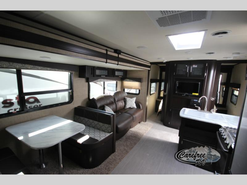 Dutchmen Kodiak Express Travel Trailer Interior