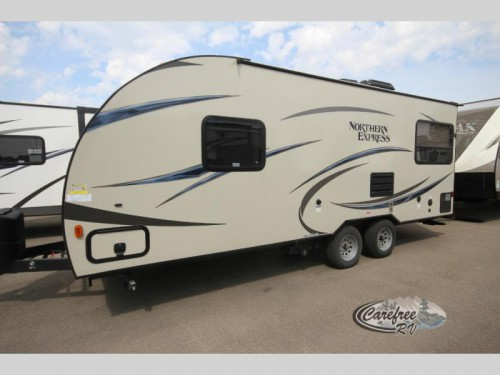 2017 Gulf Stream RV Northern Express 22UDL Travel Trailer