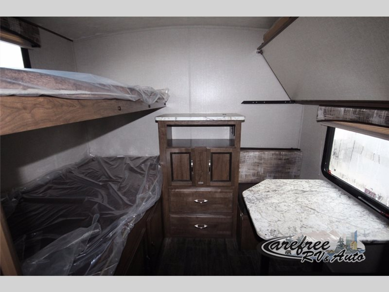 Cruiser Radiance Ultra-Lite Travel Trailer Bunkhouse