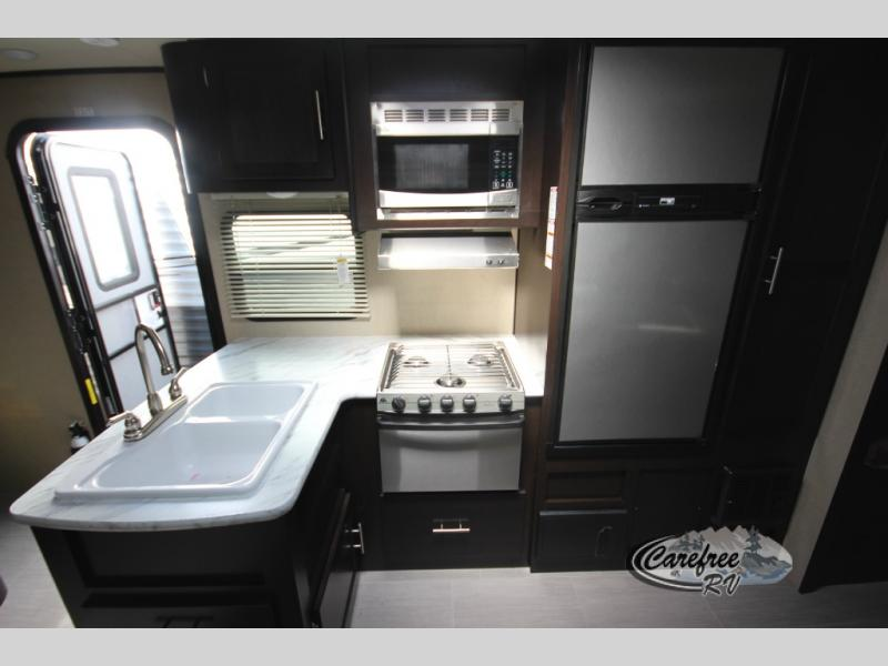 Dutchmen Kodiak Express Travel Trailer Kitchen