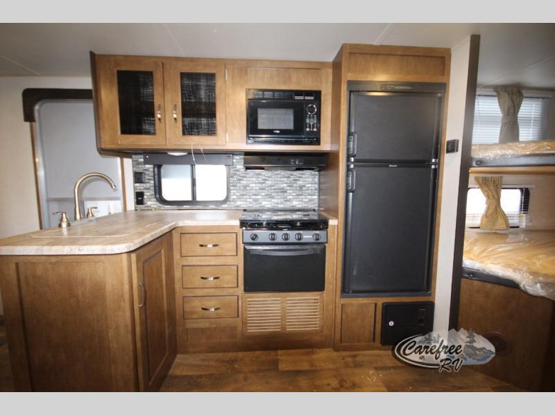 Salem Cruise Lite Travel Trailer Kitchen