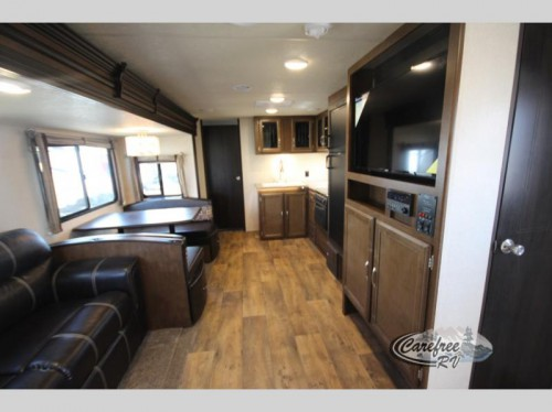 Salem Hemisphere Hyper-Lyte Travel Trailer Interior