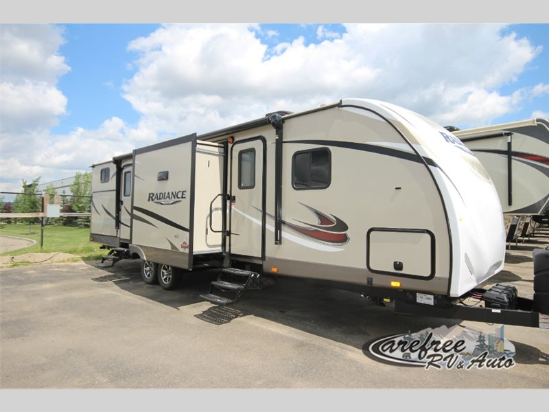 Cruiser Radiance Touring Travel Trailer